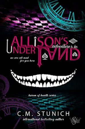 A Reverse Harem Alice in Wonderland Series. Um, yes, please. So good.