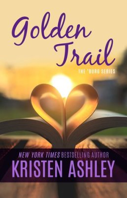 Golden Trail by Kristen Ashley