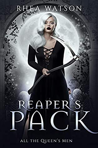 A Reaper and her three Hellhounds. . .um, yes please.